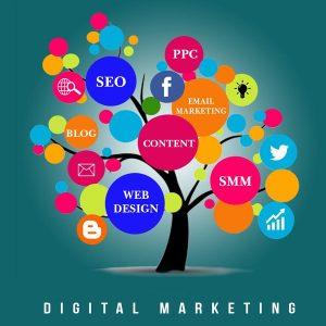 تعریف دیجیتال مارکتینگ ، دیجیتال مارکتینگ چیست ؟